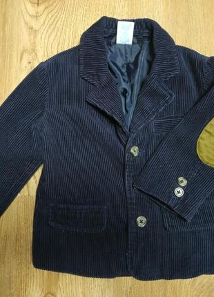 Пиджак на 3-4 года