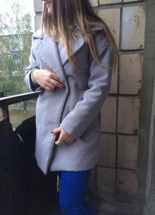 Бойфренд-пальто