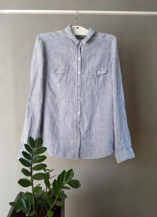 Рубашка из натурального льна