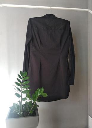 Платья - рубашка из натурального хлопка2 фото