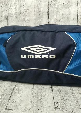Спортивная тканевая сумка umbro