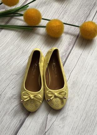 Туфли для девочки 🌼