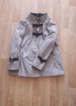 Пальто-куртка zara, m.