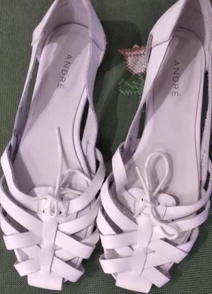 Летние сандали(франция)