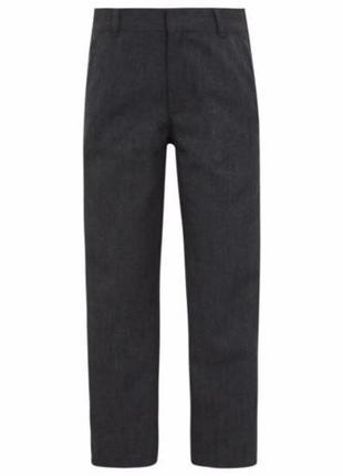 Школьные брюки для мальчика george англия размер 6-7 лет