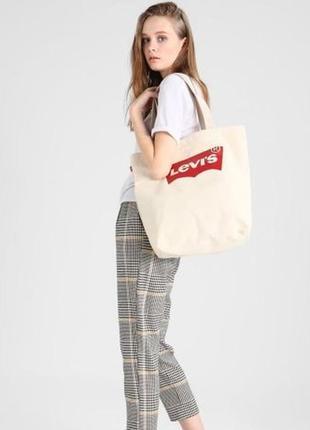 Levi's. эко сумка. levis