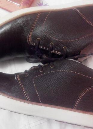 Классные -ботинки на меху human nature