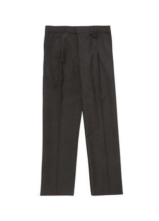Школьные брюки для мальчика f&f англия размер 7-8 лет