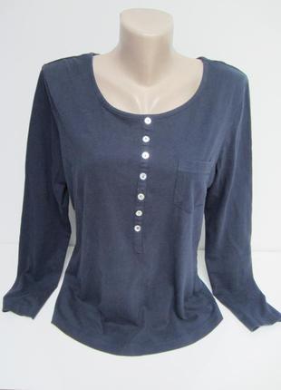 Трикотажная легенькая рубашка, кофточка esmara.