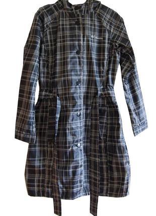 Шикарный качественный плащ дождевик куртка columbia sportswear плотнее rains
