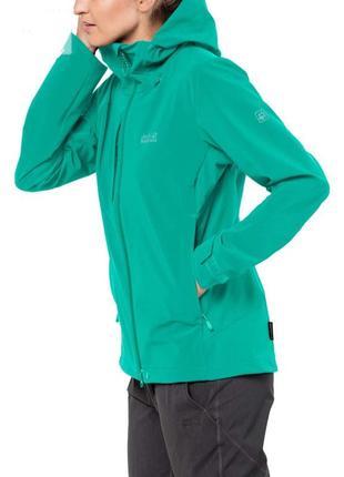 Новая jack wolfskin ветровка демисезонная куртка женская s