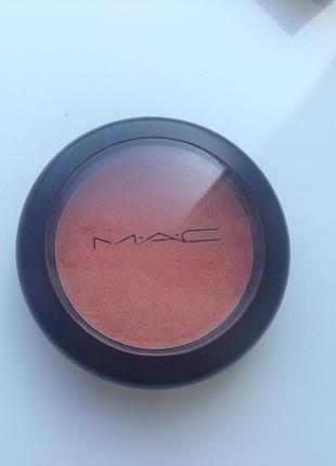 Mac springsheeen  румяна