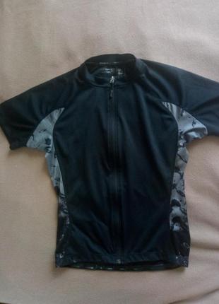 Велоджерси вело футболка размер м  oakley