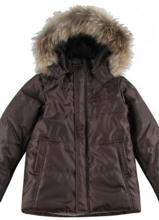 Скидка. классная, теплая зимняя куртка от wojcik - mood