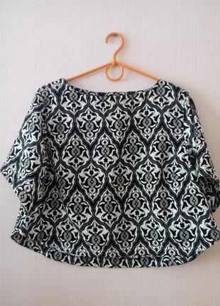 Блуза блузка сорочка кофтинка