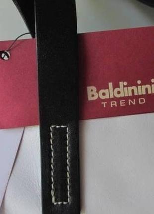 Сумка baldinini. италия. кожаная. большая. оригинал.8 фото
