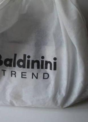 Сумка baldinini. италия. кожаная. большая. оригинал.9 фото