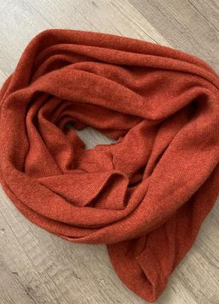Sandra portelli шарф кашемир loro piana