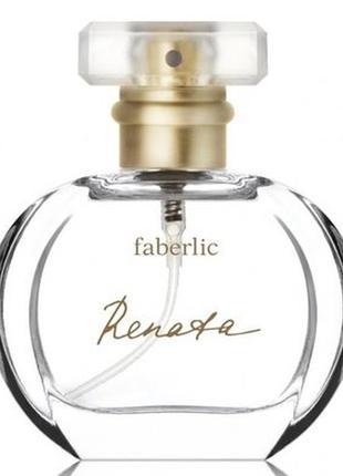 "Розпродаж парфумована вода "" renata""  faberlic"