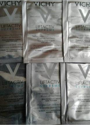 Средство длительного действия vichy liftactiv supreme пробники 1.5 мл