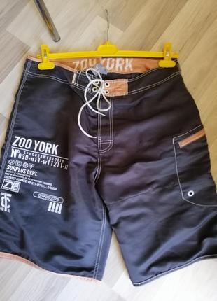 Пляжные шорты zoo york