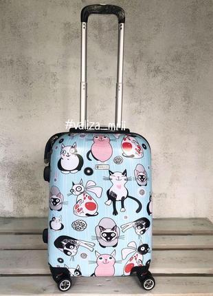 Качественный чемодан airtex worldline,якісна валіза