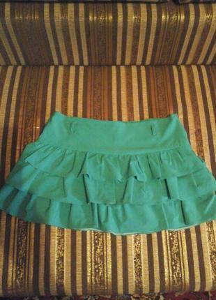 Классная стрейчевая юбка
