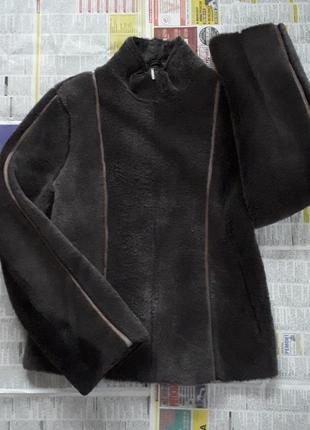 Куртка мутон
