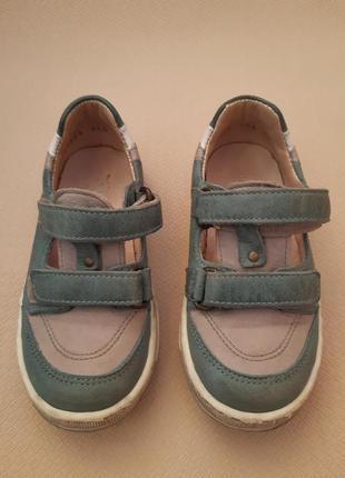 Кожаные мокасины кеды летние туфли