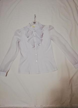 Блуза на девочку.