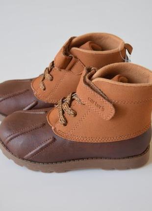 Ботинки для мальчика carter's