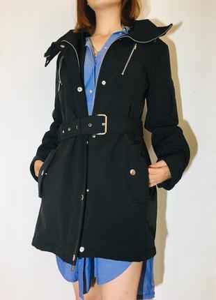 Утепленная куртка, софтшел от michael kors