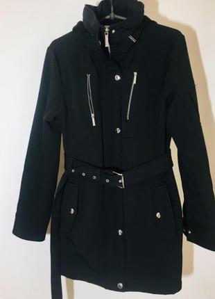Утепленная куртка, софтшел от michael kors5 фото