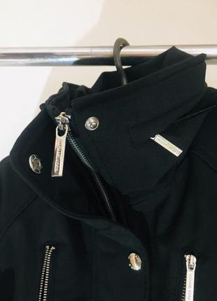 Утепленная куртка, софтшел от michael kors6 фото