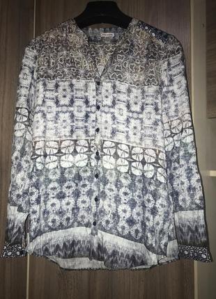 Блуза/рубашка alba moda