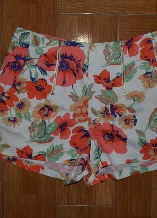 Летние шорты new look от kelly brook uk 14, eu 42