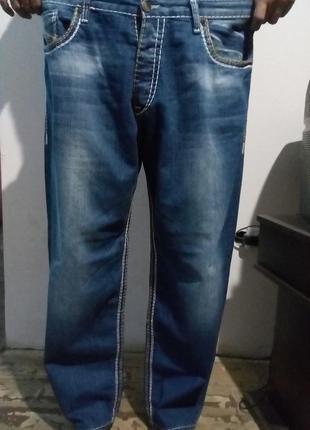 Мужские джинсы w-42/l-30 original/viazoni/сверяйте по замерам