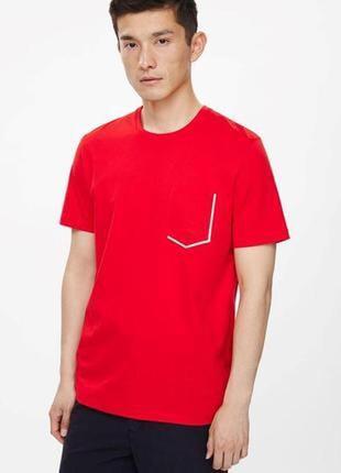Мужская футболка cos 36 р-р