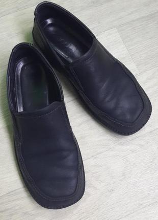 Школьные туфли ecco