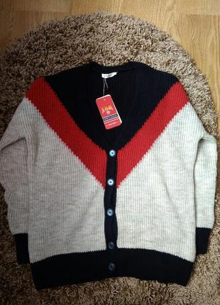 Женский кардиган , женская кофта , женский пуловер