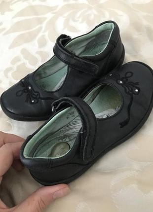 Кожаные туфли start-rite 29 p