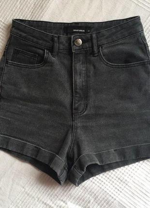 Летние джинсовые шорты от tally weijl