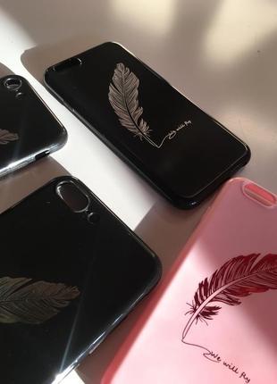 Чехол на iphone 6/6s,7/8,7+/8+, x/xs, xr3 фото