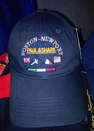 Бейсболка paul-shark