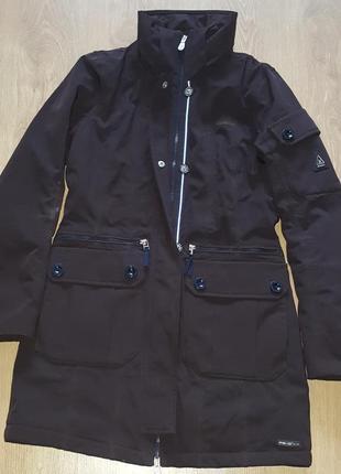 Оригинал.фирменная,яхтенная,функциональная куртка-парка gaastra pr-g air