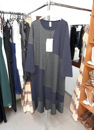 Платье асимметрия 158с