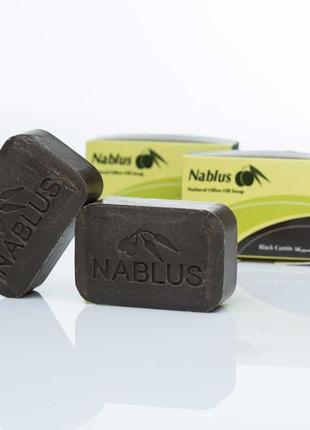 Nablus - мыло с маслом черного тмина. палестина