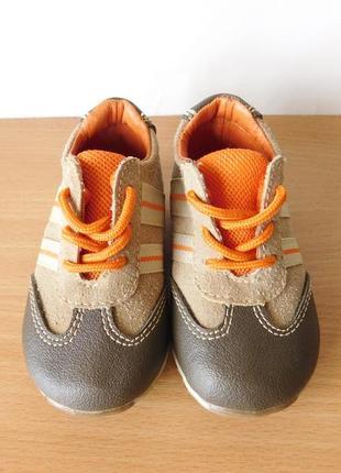 Кроссовки bobbi shoes 19 размер