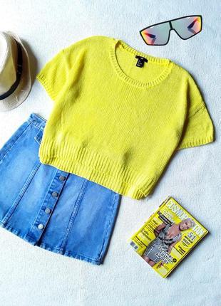 Нарядный свитер/футболка от н&м.