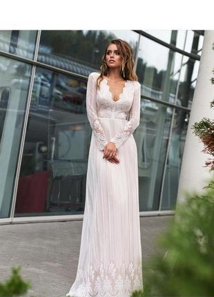Весільна, вечірня сукня, сукенка, плаття, свадебное, вечерное платье